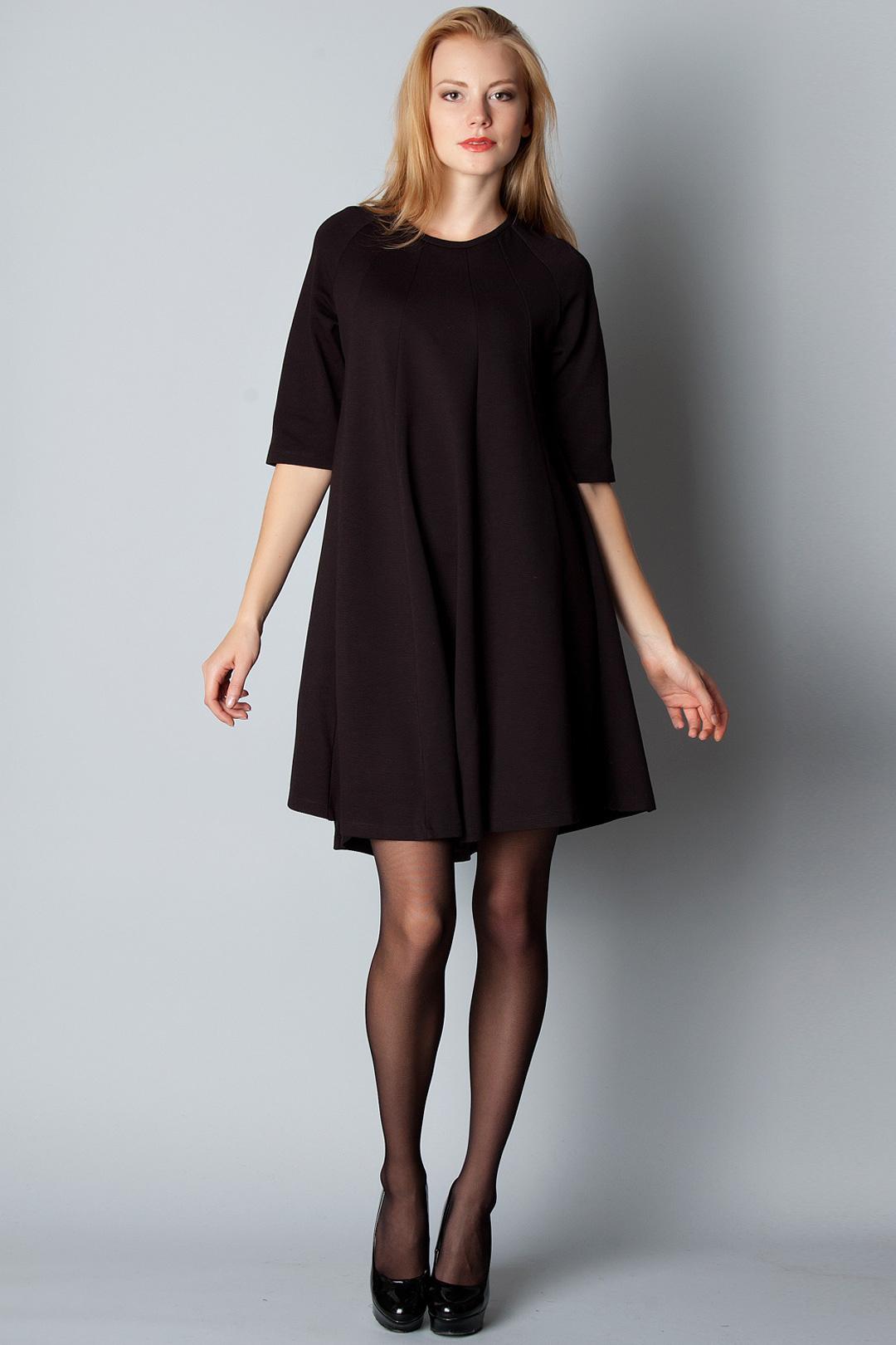 платья фото свободного кроя