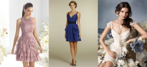 Какое платье надеть на свадьбу?