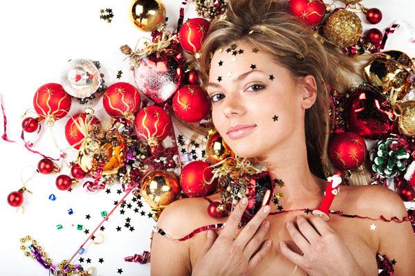 Как привести себя в порядок перед Новым годом?
