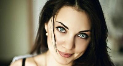 Дневной макияж для зеленых глаз +Видео