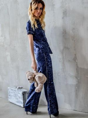 Пижамный стиль в одежде