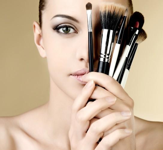 Кисти для макияжа: Какие и что для чего? Видео
