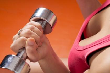 Упражнения для увеличения груди Видео