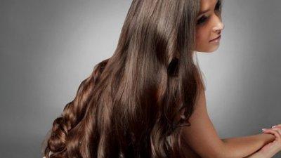 Ламинирование волос желатином Видео