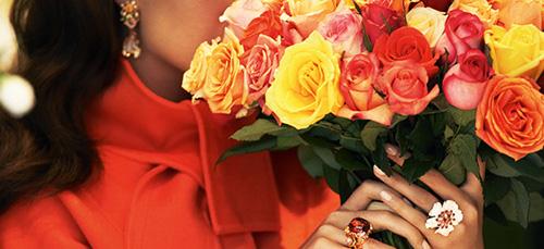 Характер мужчины по подаренным цветам