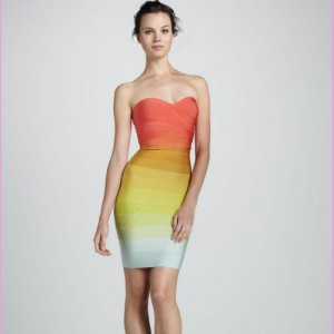 Бандажное платье: Секреты безупречной фигуры