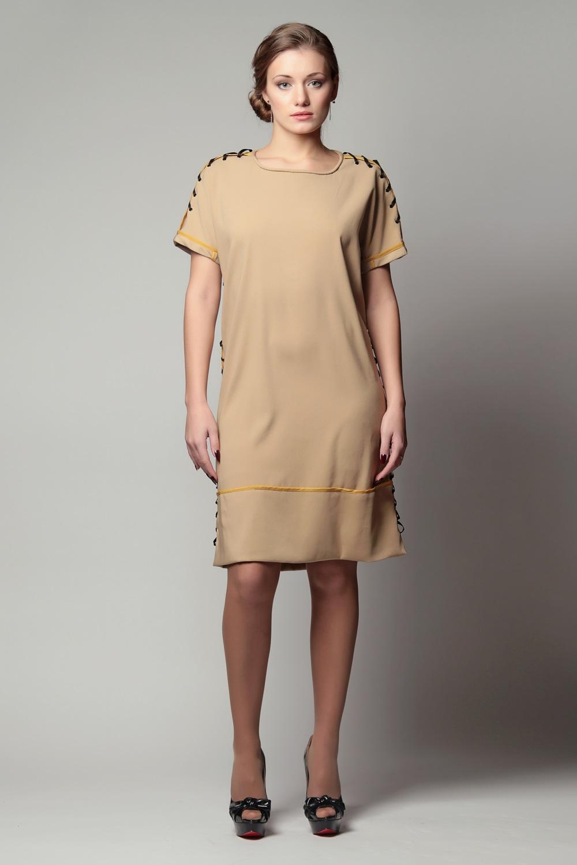 Свободное женское платье это
