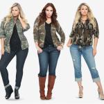 Одежда для полных женщин: Идеальные джинсы Фото