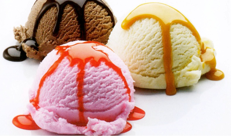 5 Рецептов домашнего мороженого