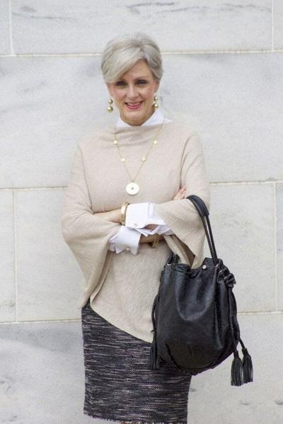 Женские Хитрости: Базовый гардероб для женщины 45 лет