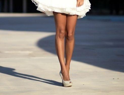 Идеальные ноги: 10 Золотых правил