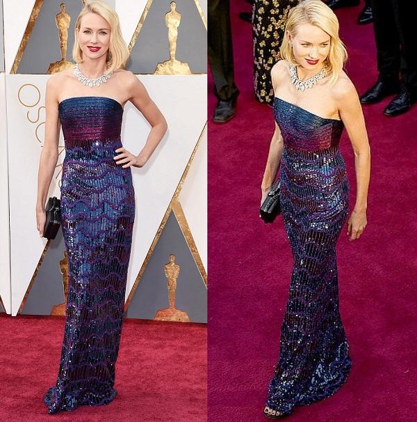 Лучшие вечерние наряды на церемонии Оскар 2016 +Фото