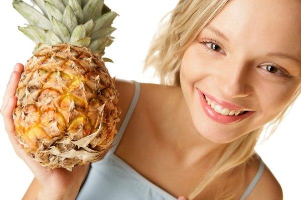 Настойка из ананаса для похудения