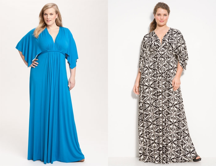 Базовый гардероб для полной женщины