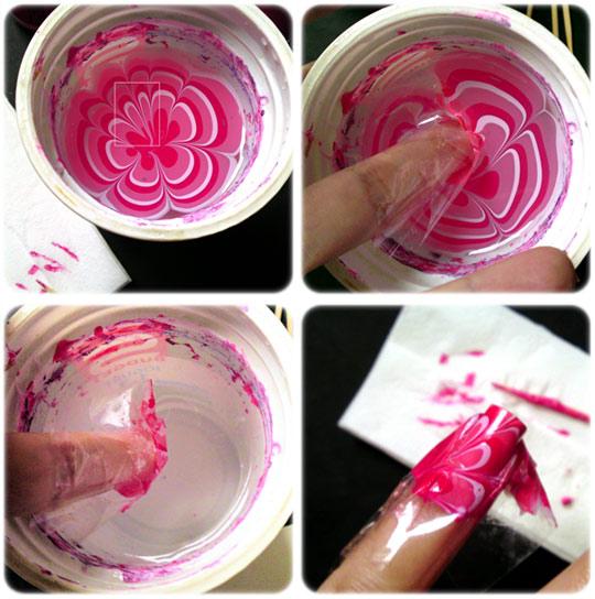Как сделать лак для ногтей в домашних