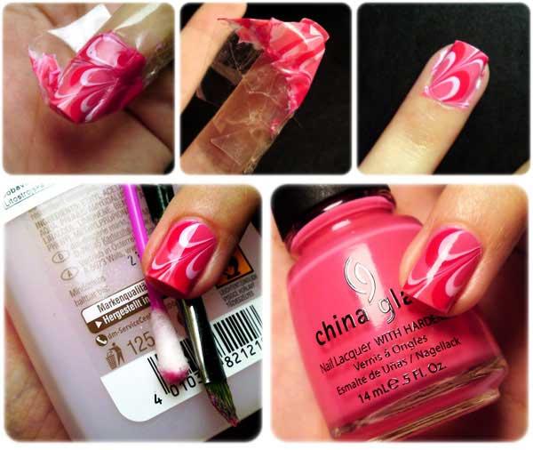Как можно сделать в домашних условиях ногти