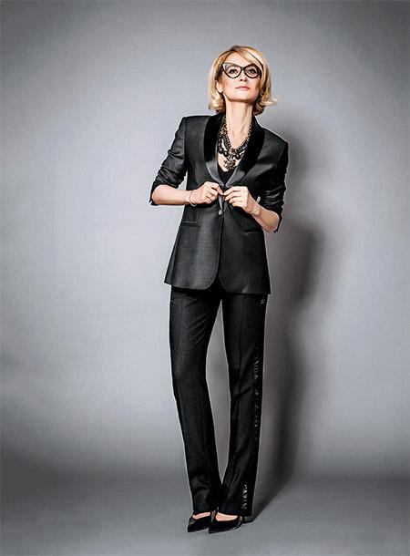 Базовый гардероб от Эвелины Хромченко: 10 Главных вещей женского гардероба