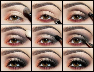 Как правильно сделать макияж для карих глаз? Фото