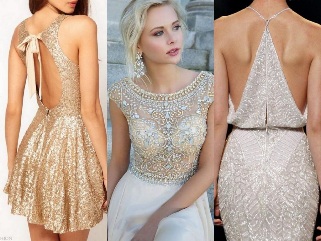 Какое платье надеть на Новый год 2016?