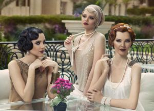 Школа красоты: Прически в стиле «Гэтсби»