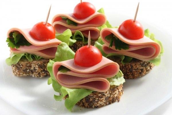 5 Видео рецептов домашних бутербродов