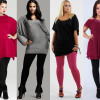 Одежда для полных женщин: Идеальная блуза (Фото)