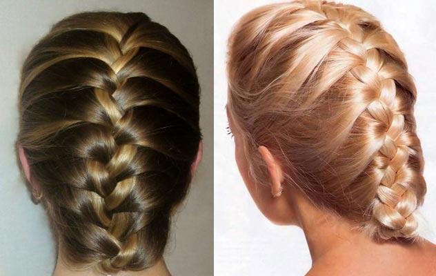 6 Идей, как красиво заплести короткие волосы