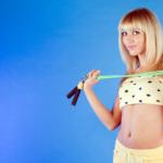 Домашний фитнес: «За» в пользу скакалки