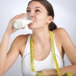 Как похудеть с помощью кефирной диеты?
