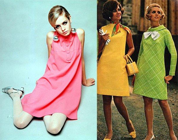 Платье трапеция: Фото, фасоны, рекомендации