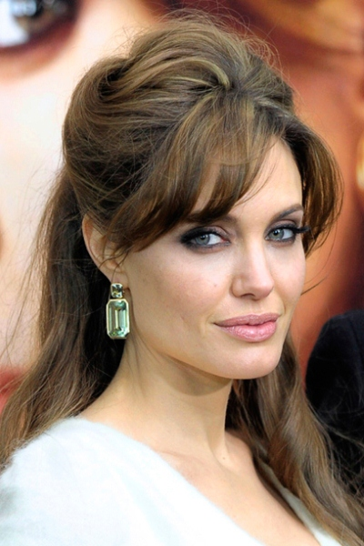 Макияж звезд: Анджелина Джоли (Видео)