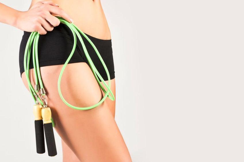 Скакалка – самый дешевый способ похудения! Видео