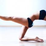 Спорт и фитнес: Упражнения против целлюлита