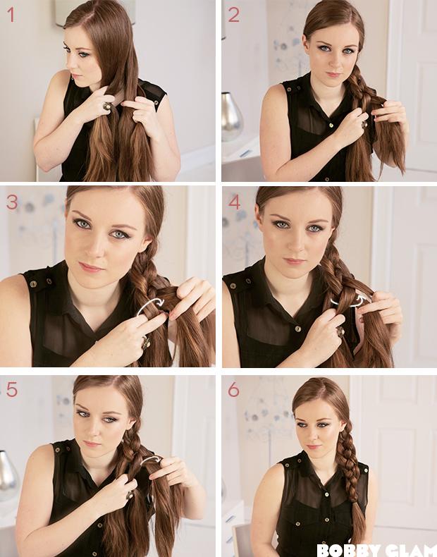 20 Мастер классов, как красиво заплести волосы самой себе