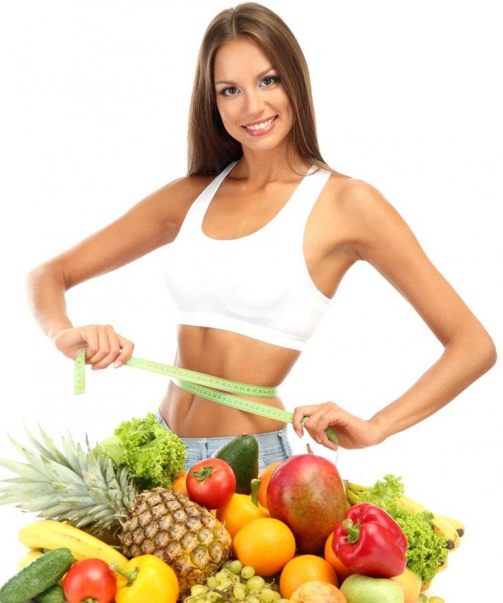 Списки продуктов, от которых вы будете худеть