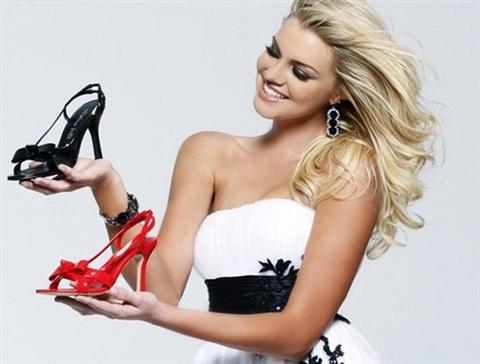 Как подбирать обувь к платью?