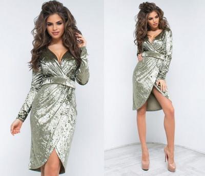 Какое выбрать платье на Новый год 2021? Фото