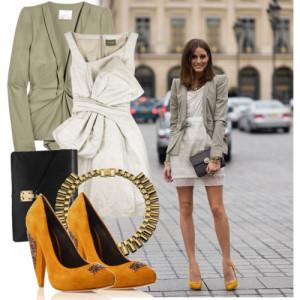 С чем носить белое платье? Подборка лучших образов
