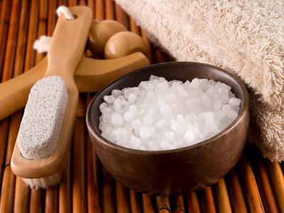 Скраб для тела из морской соли в домашних условиях