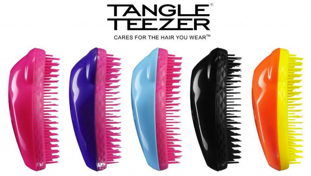 Расческа для волос tangle teezer original (тангл тизер)