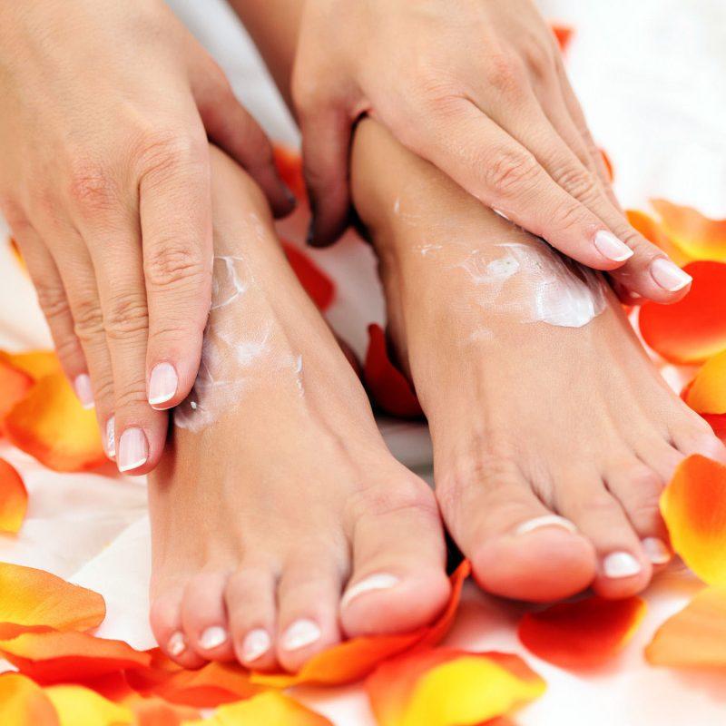 Самый простой и действенный крем для ног