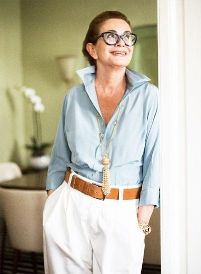 Женские Хитрости: Базовый гардероб для женщины за 50 лет