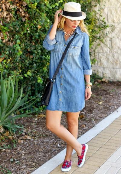 Женские Хитрости: Какую выбрать одежду для пикника? Фото