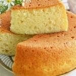 Рецепт пышного бисквита на майонезе