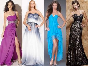 Какое выбрать платье на выпускной?