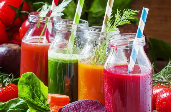 ТОП-5 Рецептов овощных смузи