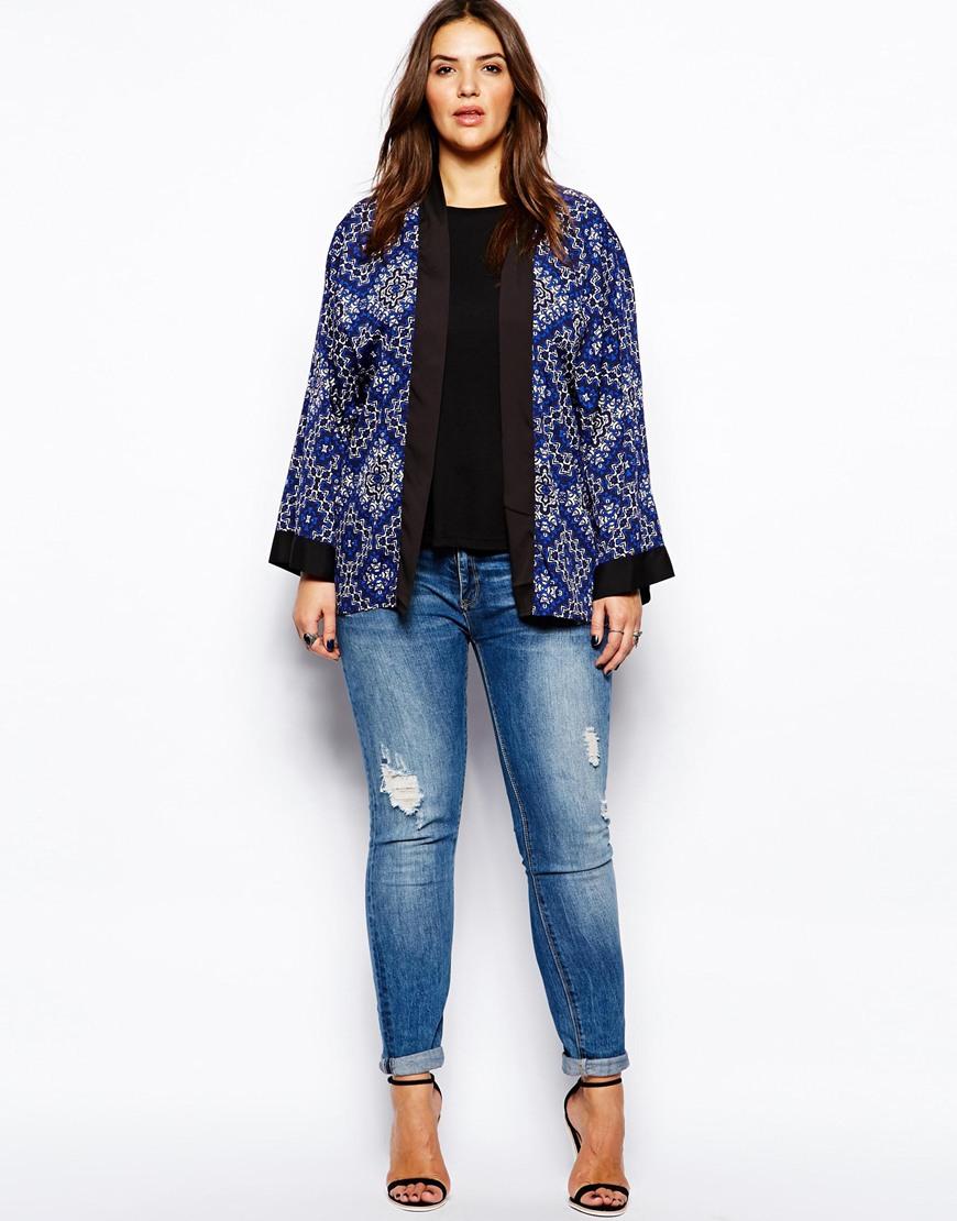 Одежда для полных женщин: Идеальные джинсы (Фото)