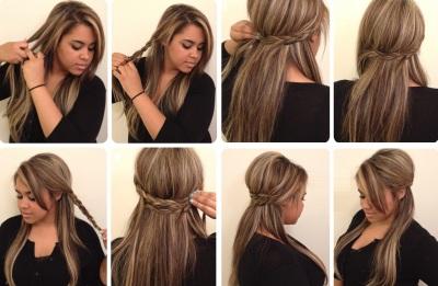 11 Способов, как красиво заплести волосы? +Видео