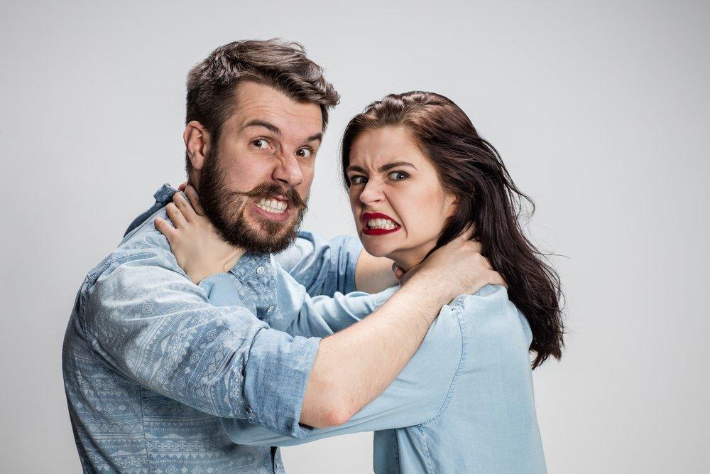 Чего нельзя делать во время ссоры? Как правильно ссориться?