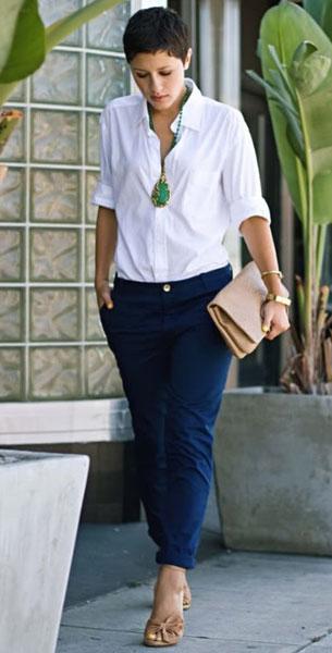 Как носить мужскую рубашку? Стильные варианты